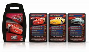 Gra Cars 3 karciana 03032 Top Trumps