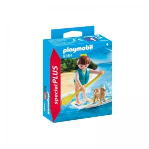 Playmobil 9354 Stand Up Padding Special Plus