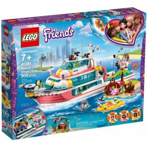 LEGO Friends 41381 Łódź ratunkowa Rescue