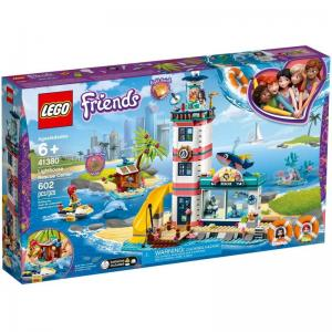 *LEGO Friends 41380 Centrum ratunkowe w latarni