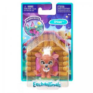 Enchantimals GLH34 Sprint Jelonek brokatowy figurk