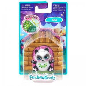 Enchantimals GJX27 Nari panda brokatowa figurka