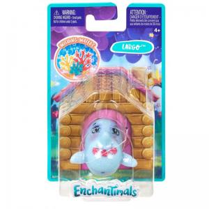 Enchantimals GLH44 Largo błękitny delfinek figurka
