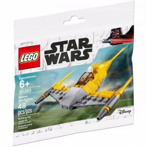 LEGO Star Wars 30383 Naboo Starfighter klocki 6+