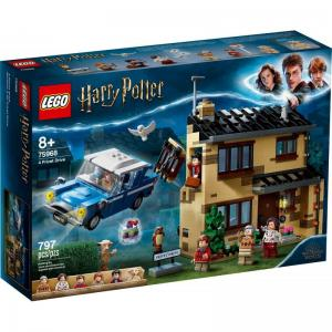 LEGO Harry Potter 75968 Privet Drive 4 klocki 8+