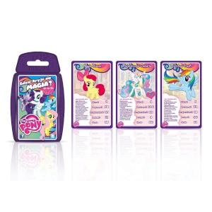 Gra My Little Pony MLP karciana GWM-2 Top Trumps
